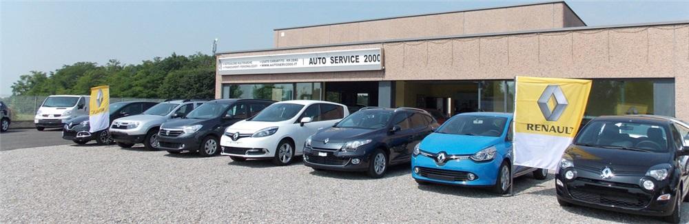 On line il nuovo sito Auto Serivce 2000